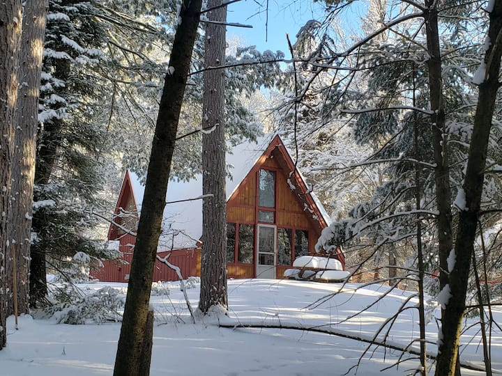 Au Sable River Holy Water Classic Chalet