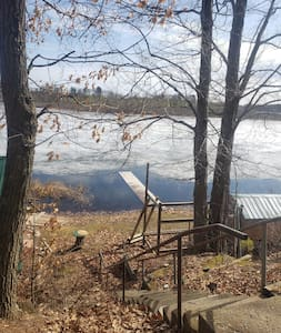 Hughey lake cabins 2