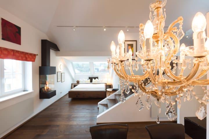 Mozart Apartments Salzburg ANNA
