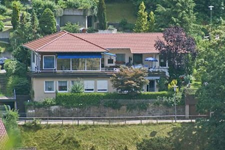 Holiday home with big terrace  - Bad Wildbad - Σπίτι