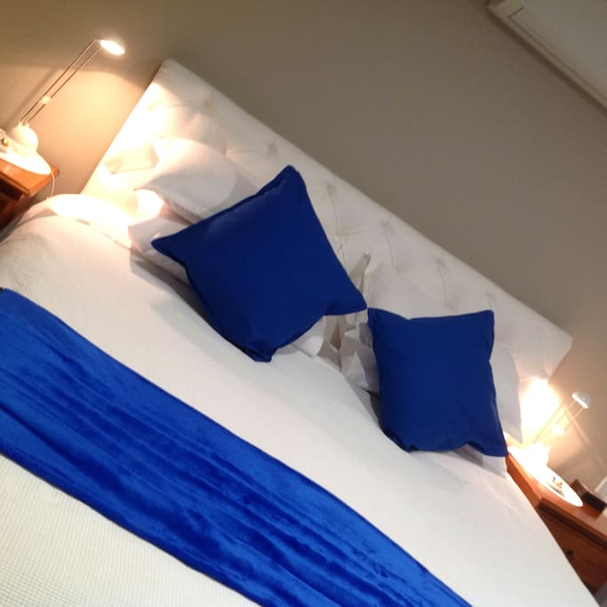 The leuchanaltia Room - King Size Bed
