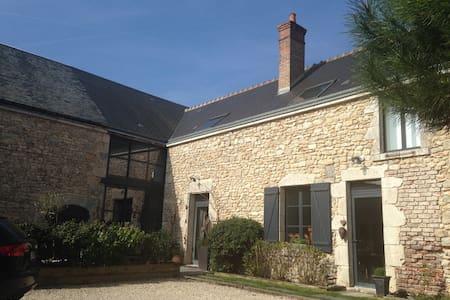 Suite familiale de charme à proximite de Chambord - Champigny-en-Beauce - Haus