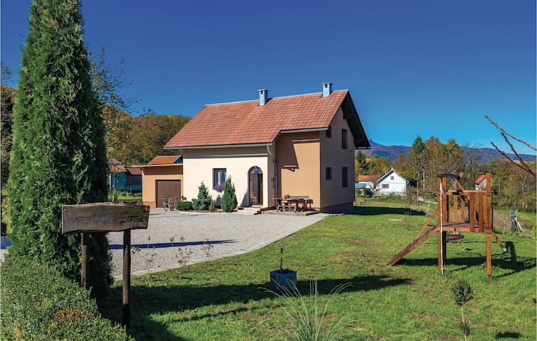 Holiday cottage with 1 bedroom on 54 m²