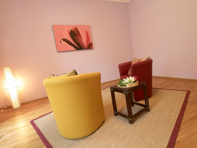 Cute sunny apartment 1190 Grinzing Free Parking - Vienna