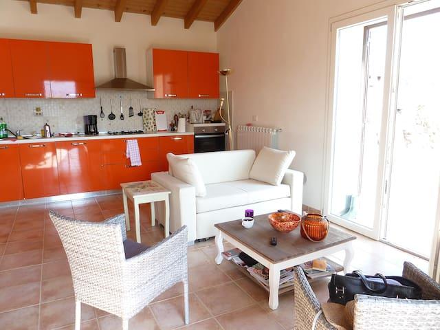 CASA GIOIA - Soldano - Huis