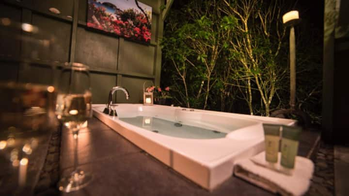 Wairua Lodge - Double room 1