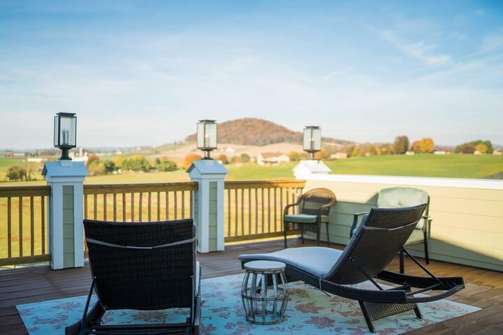 Harrisonburg location! Spacious modern home