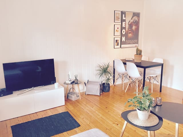 Lovely apartment in Moss/Jeløya - Moss - Apartment
