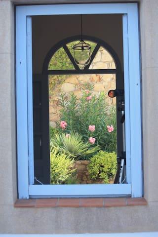 Windows To The Garden