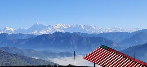 The Warriors Den Gairkhet Masi Almora Uttarakhand