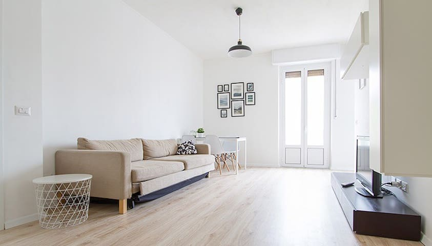 Cozy and nice house in Milan city