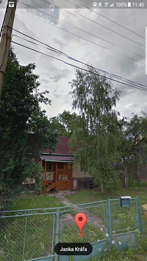 Jánošík's cottage