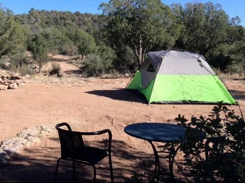 Tentrr Backcountry Site - Zen Canyon Ranch