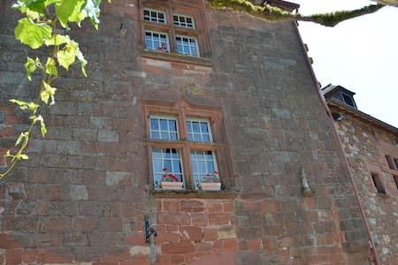 maison du pelerin - Collonges-la-Rouge