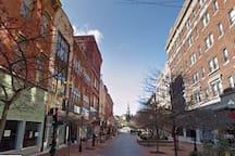 Historic Downtown Cumberland