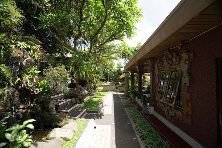 2BR Not connecting  In  Balinese Home Ubud