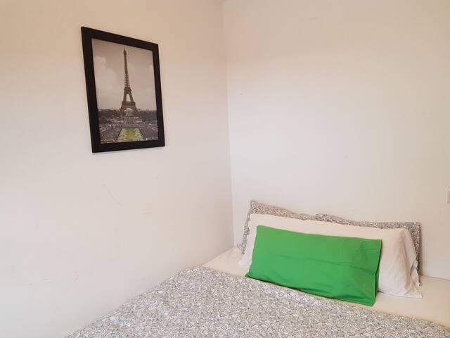 Habitación doble en Sitges