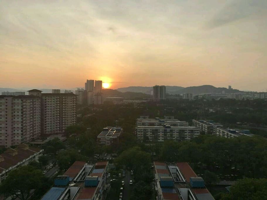 Normal Sunrise