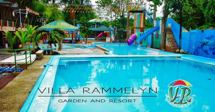 VRR Cebu Hotel Garden Resort with Kitchen for 3pax