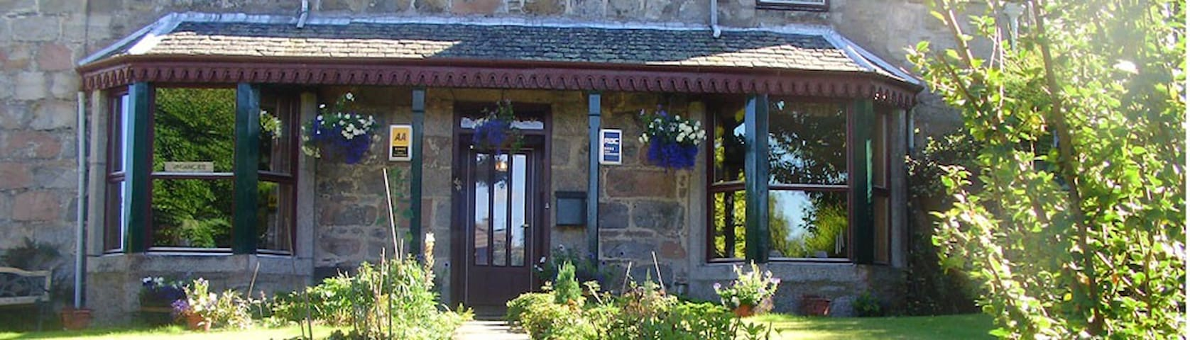 Garden Park Guest House - Grantown-on-Spey - Bed & Breakfast