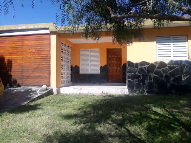 Casa de Verano, en Traslasierras.