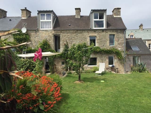 Maison du pêcheur - Omonville-la-Rogue - Dům