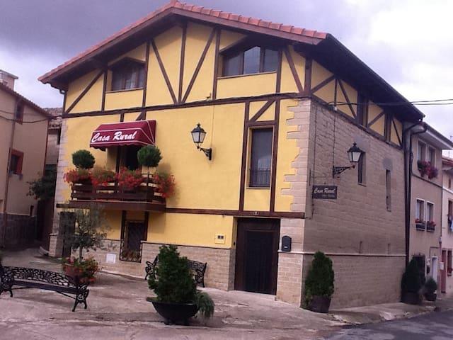 Fantástica casa rural en La Rioja - Tormantos, La Rioja, ES