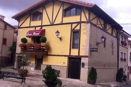 Fantástica casa rural en La Rioja - Tormantos, La Rioja, ES - Rumah