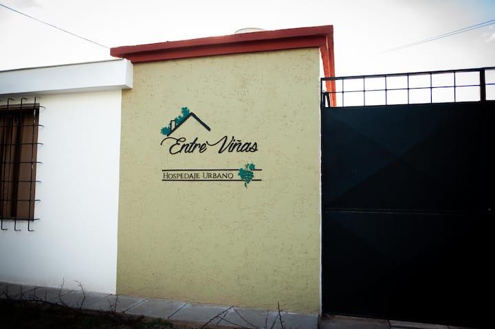 Entre viñas hospedaje urbano