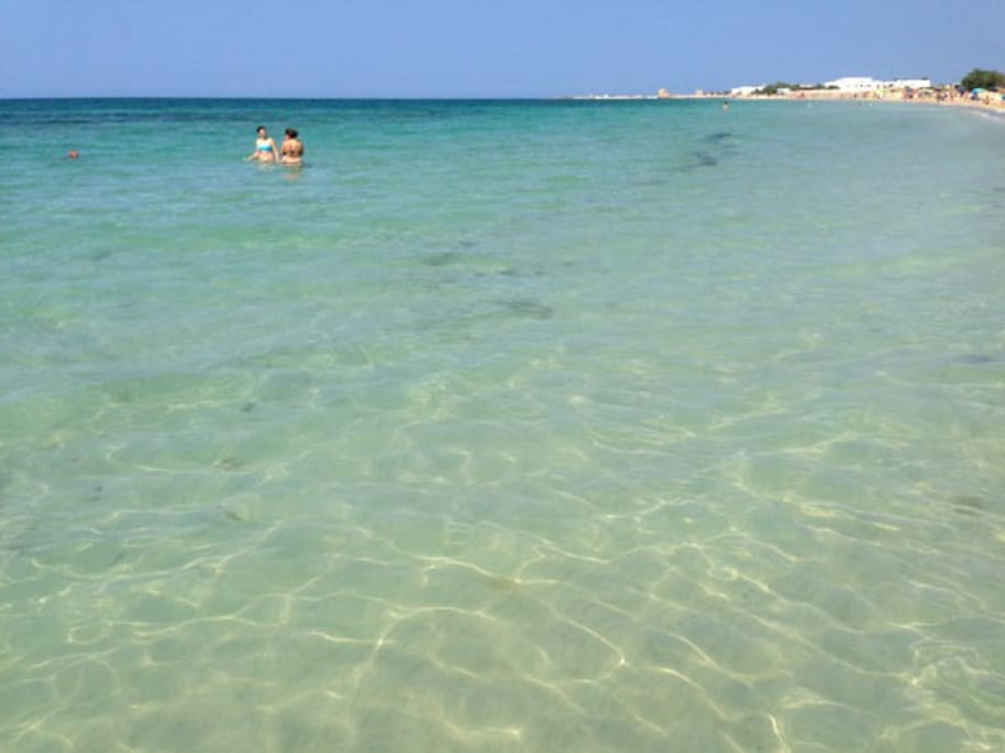 FAMOUS APUGLIA CRYSTAL WATER