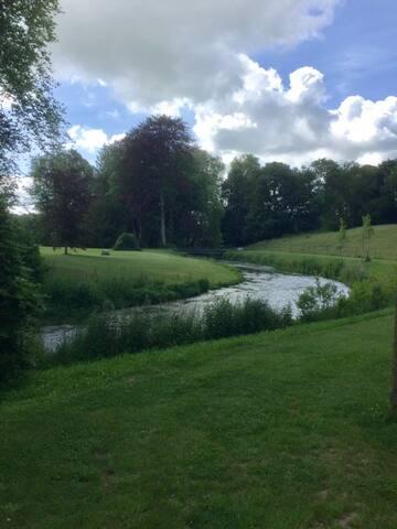 Gite Normandie campagne Mer rivière
