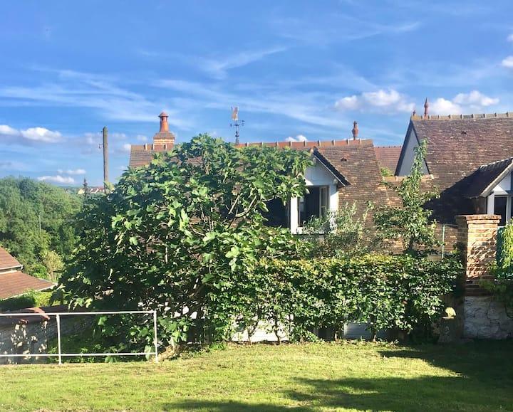Gîte « Le petit clos « près jardin de Giverny
