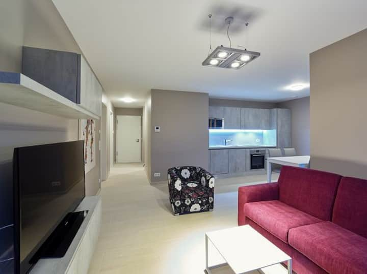 New fully equip. apartment in Luxembourg-City #149
