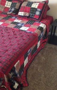 Private Bed/bath combo! - Houston