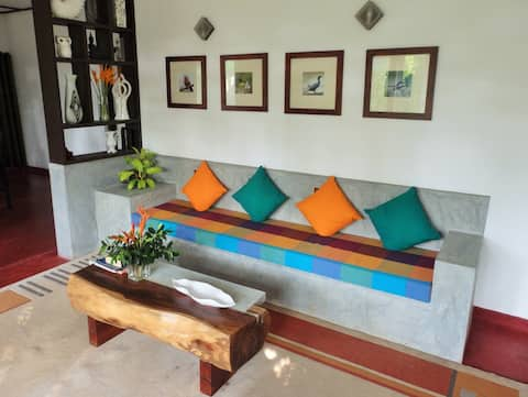 A peaceful home away home  close to Colombo