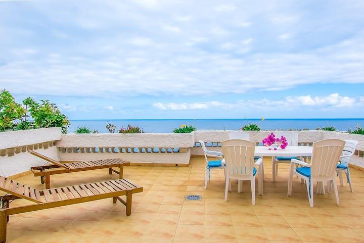Apartment 8 (sea view) - Finca el Rincon