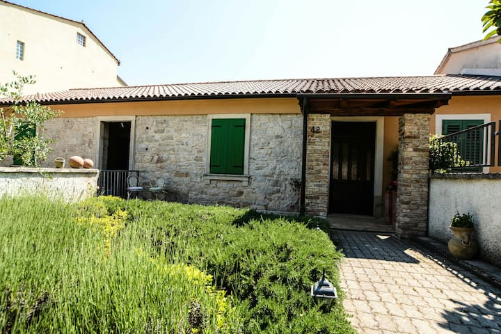 Home for 4+2 person in Štinjan - Pula, Istarska županija, HR - Huis