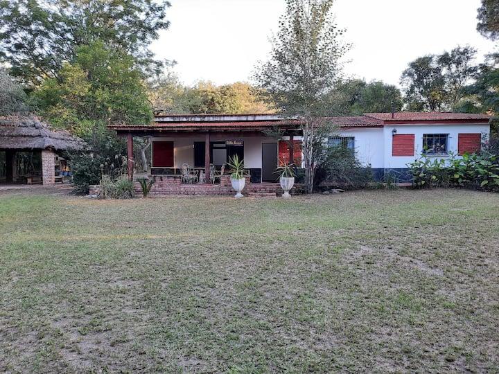 Casa con pileta en José de La Quintana 8 huéspedes