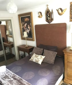 Cosy, friendly double room