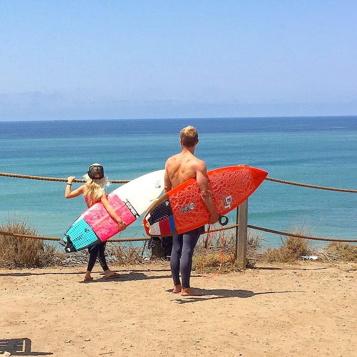 Checking Surf!