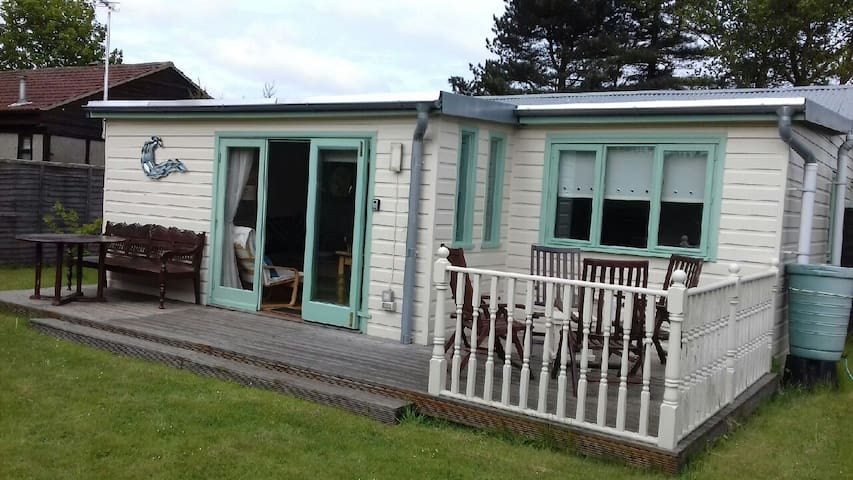 Cleethorpes Seaside Shabby Shack Holiday Chalet
