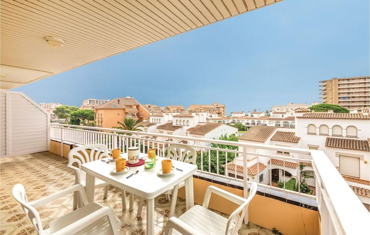Holiday apartment with 3 bedrooms on 83m² in Sant Antoni de Calonge