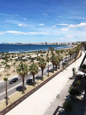 Entire sea-view apartment in Vlora