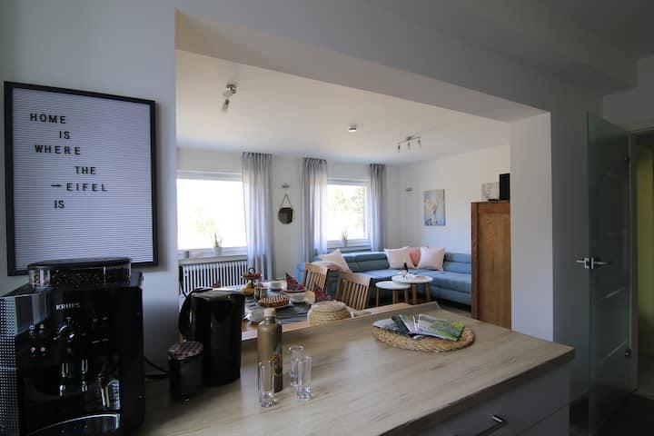 """Ferienhaus Paulus - Wohnung """"Hetti"""" in Schleiden"""