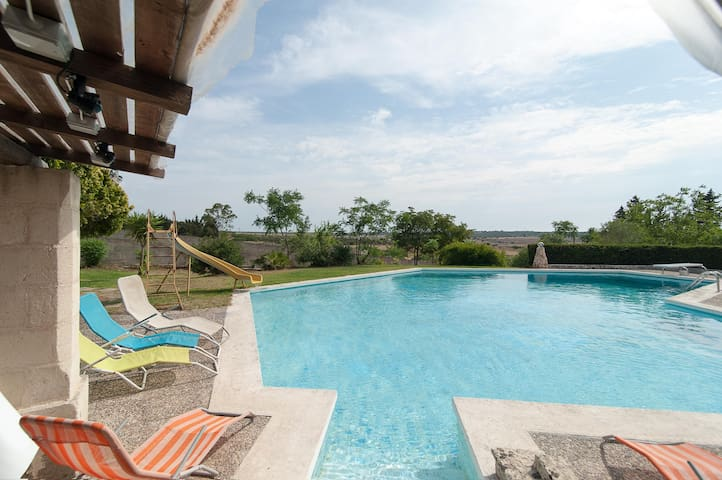 Vacation Villa for Large Family