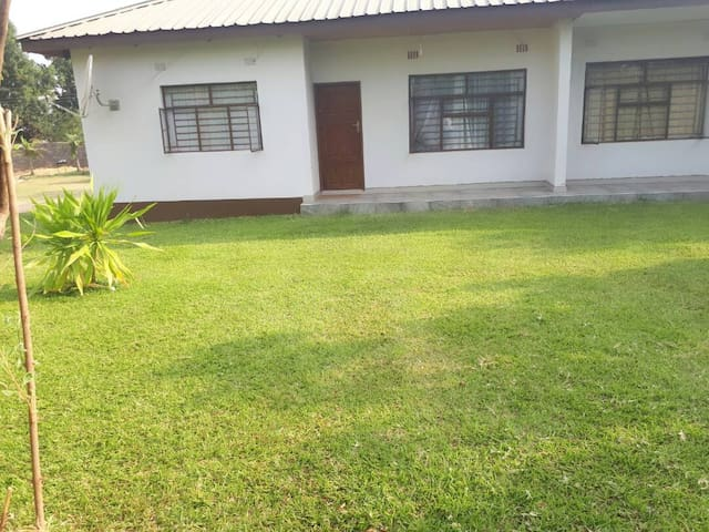 Neat apartment  riverside Kitwe