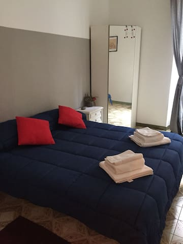 trastevere double room