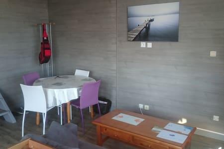 Appartement 42m2 tout confort proche plage - Saint-Hilaire-de-Riez