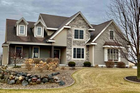 Spacious home w/ top-notch amenities near Madison
