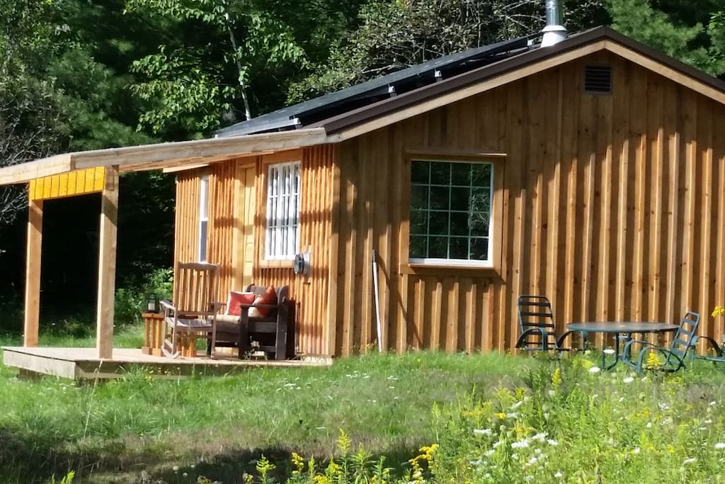 Beautiful cabin upstate ny blockh tten zur miete in for Log cabins upstate ny